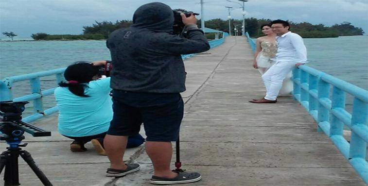 Pulau Tidung Sebagai Rekomendasi Foto Pre Wedding