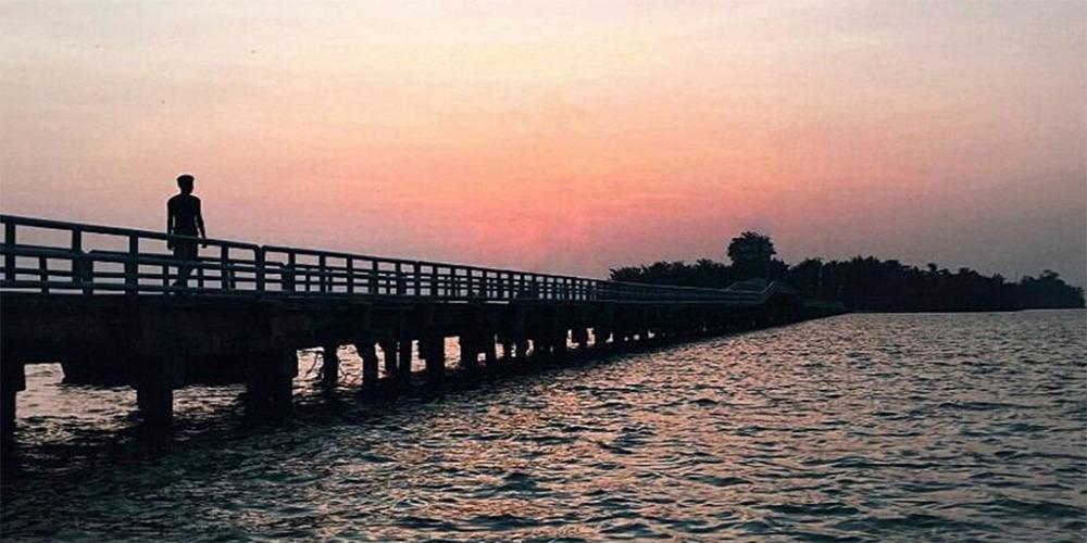sunset dan Sunrise Pulau Tidung