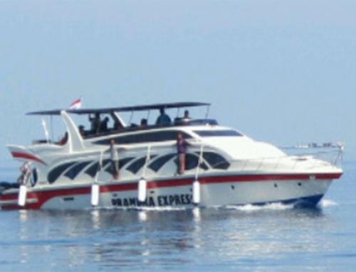 Akses ke Pulau Tidung Dengan Transportasi Umum