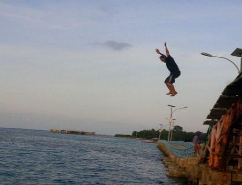 Temukan Jodoh Setelah Lompat di Jembatan Cinta Pulau Tidung