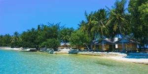 penginapan pantai pulau tidung kepulauan seribu jakarta