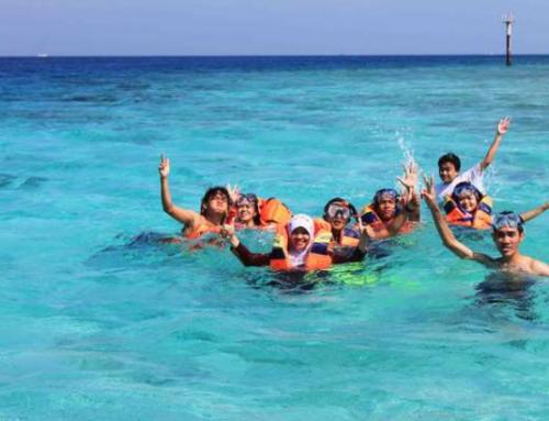 Paket Wisata 1 Hari (One Day Trip) Pulau Tidung