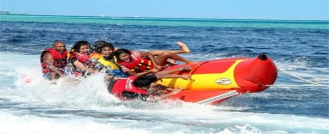 water sport pulau tidung