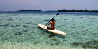 wisata ke pulau tidung