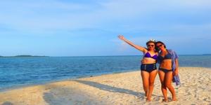 wisata pantai indah pulau tidung
